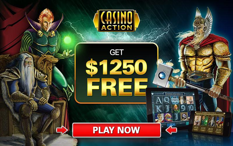 лучшие интернет казино - Action Casino