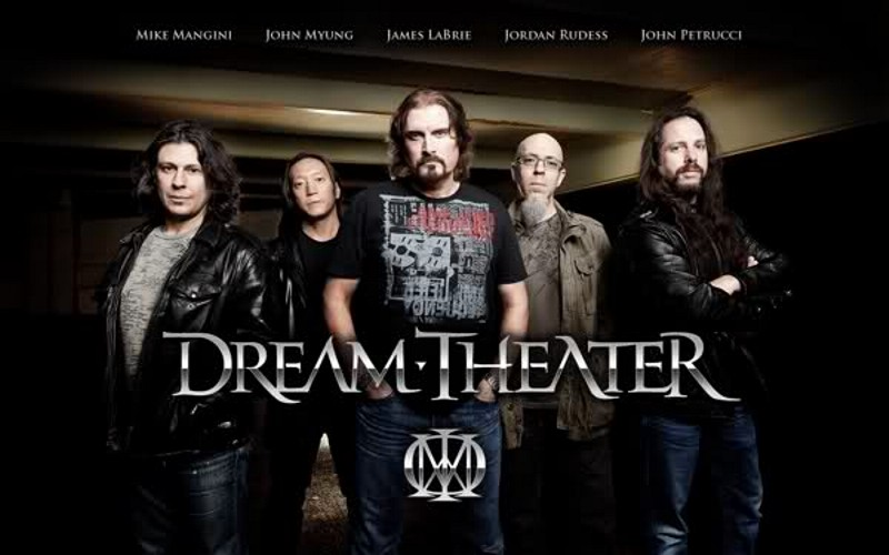 Лучшие рок группы - Dream Theater