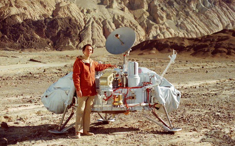 Космос: Персональное путешествие с Карлом Саганом