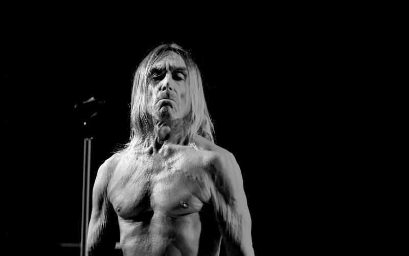 Лучшие рок группы - The Stooges