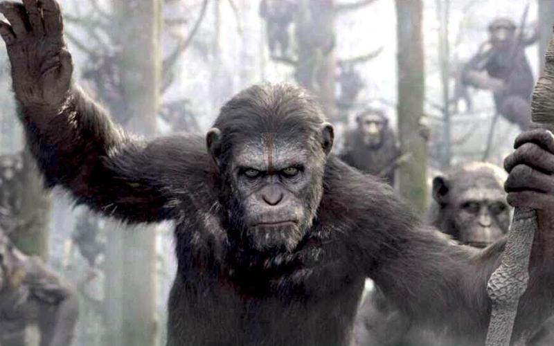 Новинки фильмов 2017 - Планета обезьян: Война