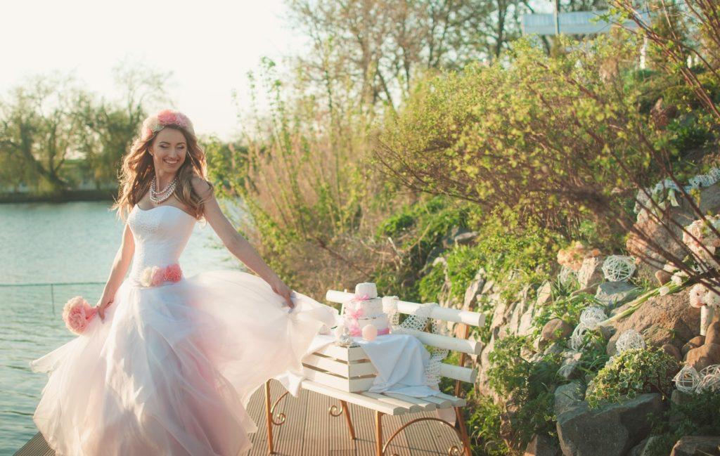 идеи для свадьбы - Shabby Chic