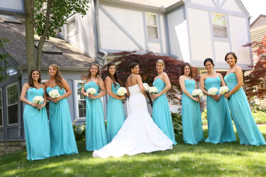 идеи для свадьбы - Tiffany