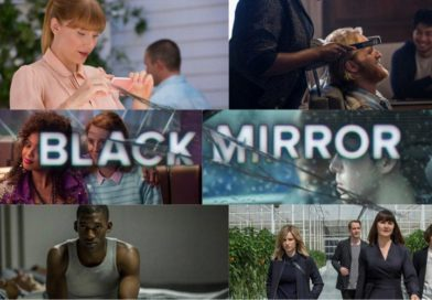Черное зеркало 4 сезон: дата выхода, фото, видео