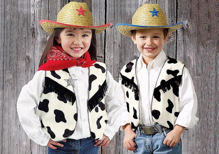 Идеи для детского дня рождения - День рождения в ковбойском стиле