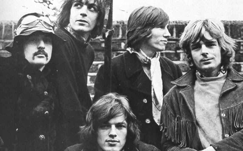 Лучшие рок группы - Pink Floyd