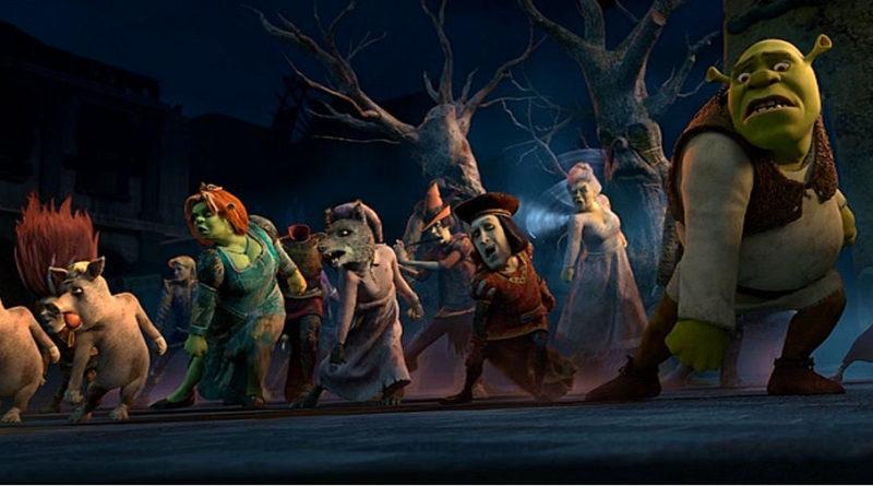 Мультфильмы про Хэллоуин