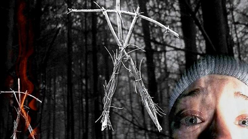 Ведьма из Блэр: Курсовая с того света