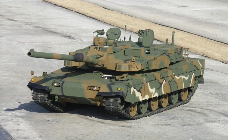 K2 Black Panther (Южная Корея)