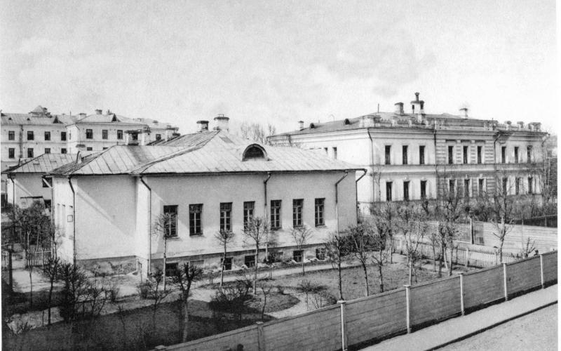 ГНЦ ССП Сербского Отделение наркологии
