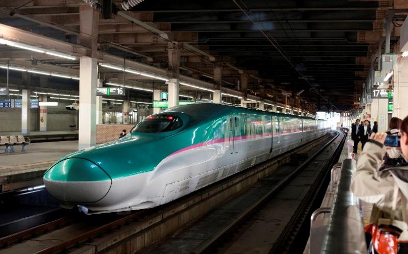 Самые быстрые в мире поезда — ТОП-10