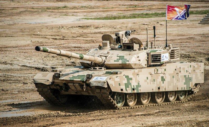 VT-4/MBT3000 (Китай)