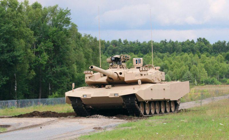 Leopard 2A7+ (Германия)