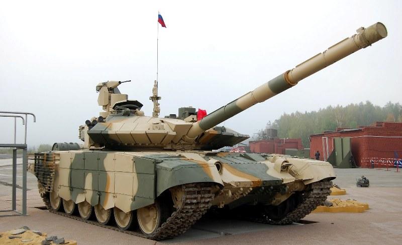 T-90AM (Россия)
