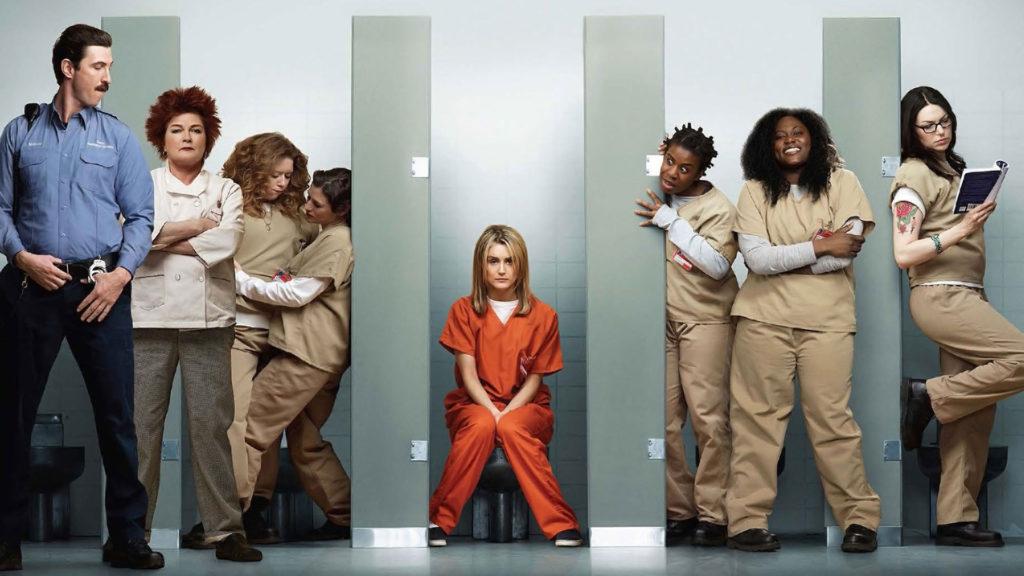 Оранжевый − хит сезона (Orange Is the New Black)