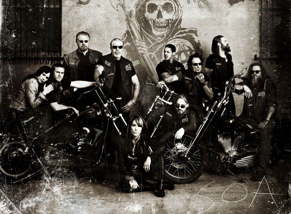 Сыны анархии (Sons of Anarchy)