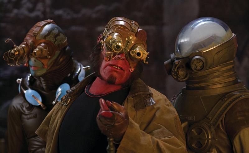 Хеллбой: Золотая армия