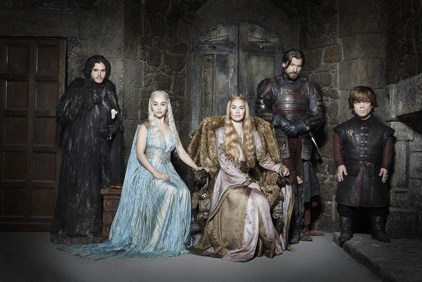 Игра престолов (Game of Thrones)