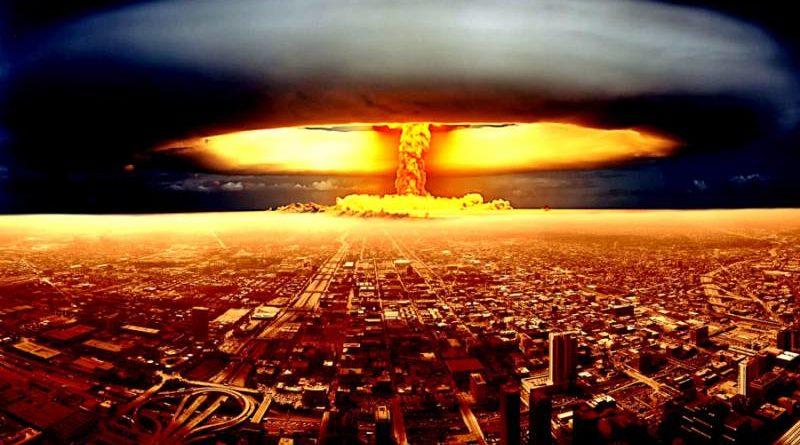 Ядерный взрыв