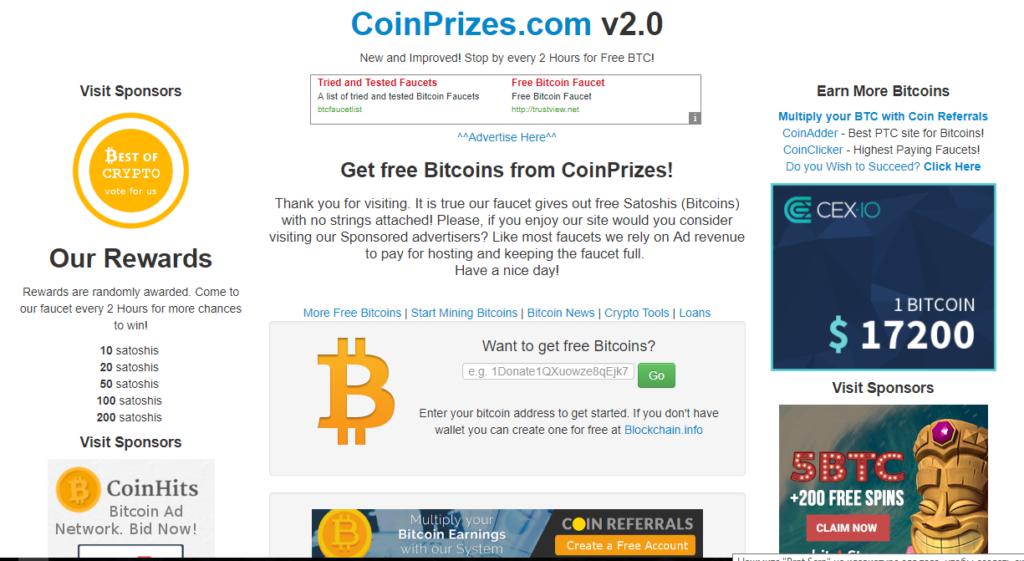 CoinPrizes.com