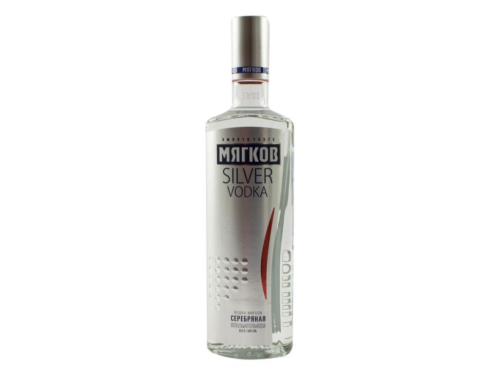 Водка «Мягков Silver»