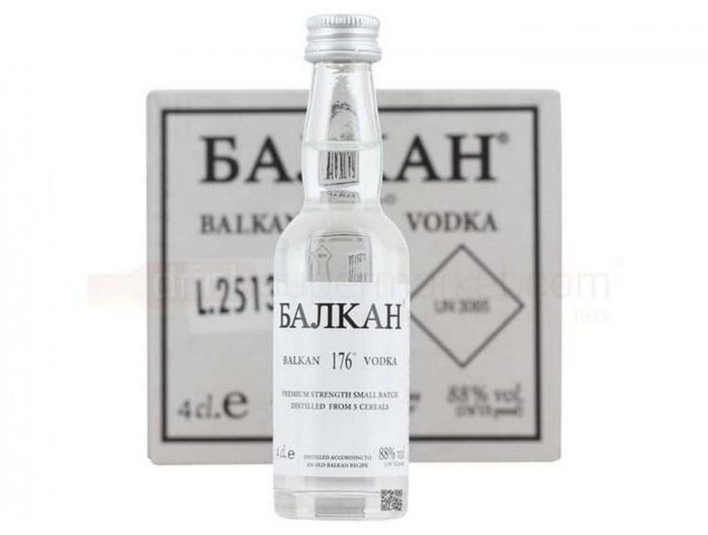 Водка «Balkan»