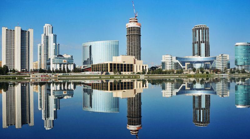 самые красивые города России