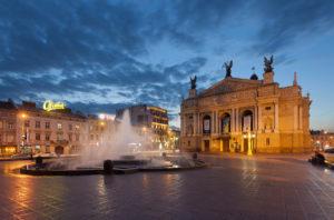 Самые красивые города Украины – ТОП-15