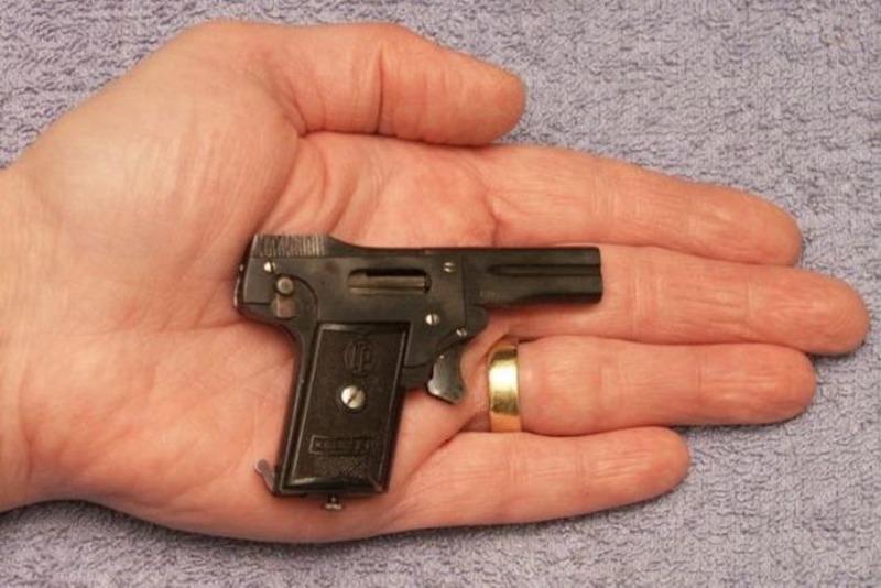 Пистолет «Kolibri»