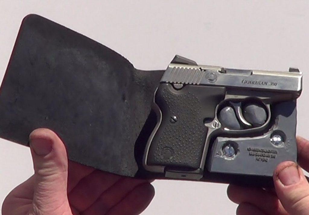 NAA Guardian.380 от Colt