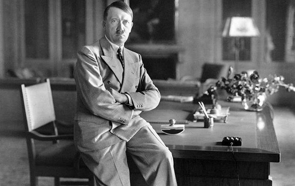 Черная лиса: Правда об Адольфе Гитлере