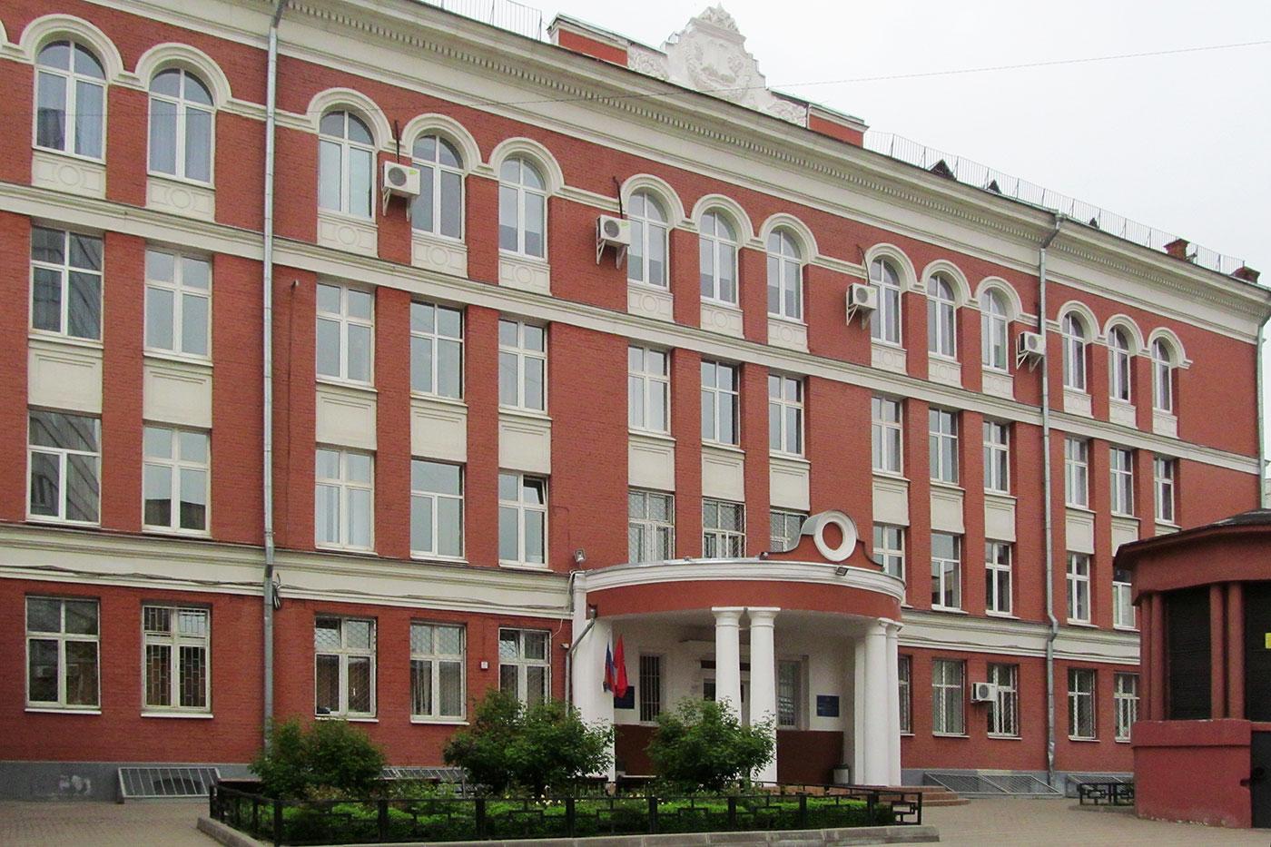 ГБОУ школа №179