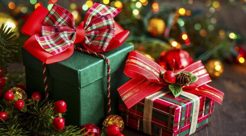 ТОП-20 креативных подарков на Новый год