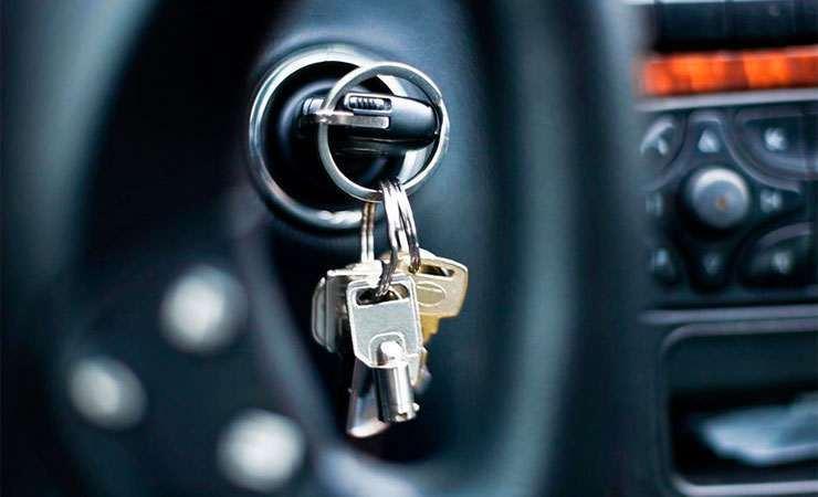 От Lada до Infiniti - какие автомобили угоняют чаще?