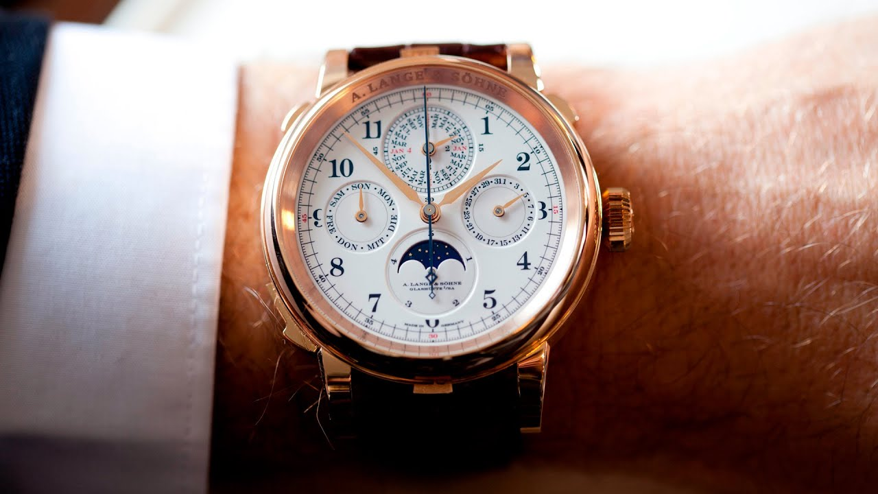 A.Lange & Söhne Grand Complication
