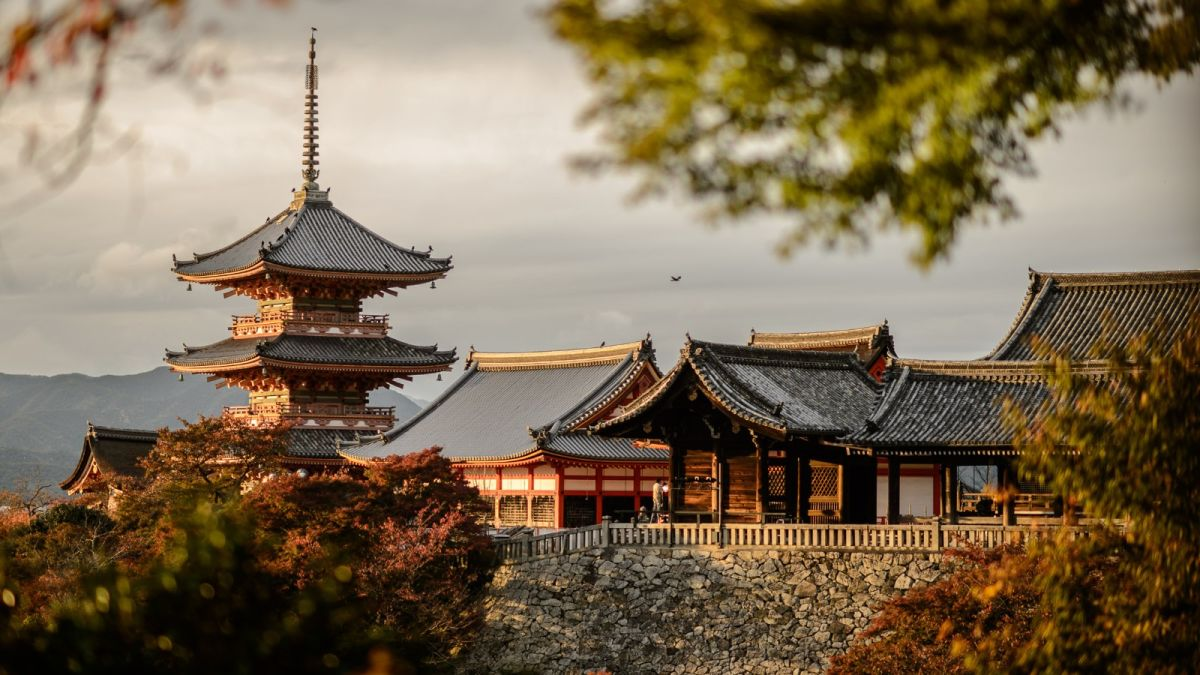 Город Киото