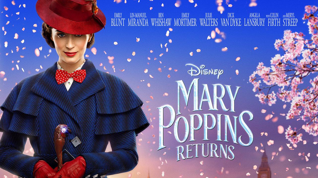Мери Поппинс возвращается