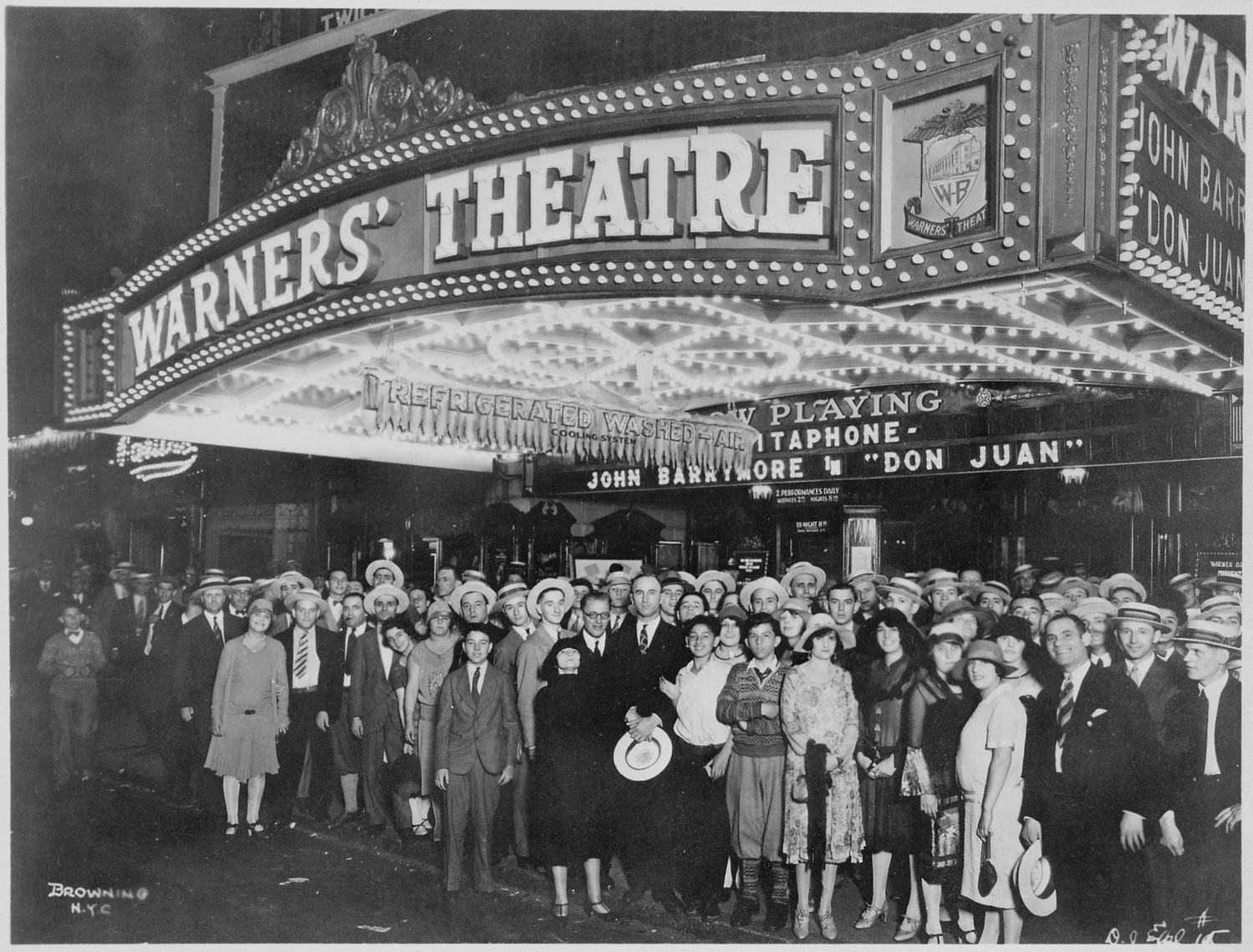 Театр Warner