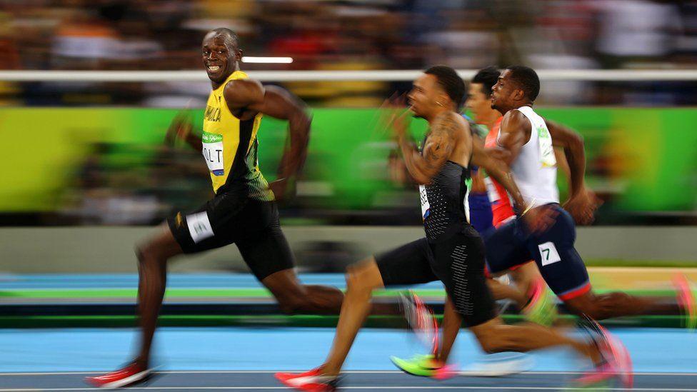 10 самых быстрых людей в мире