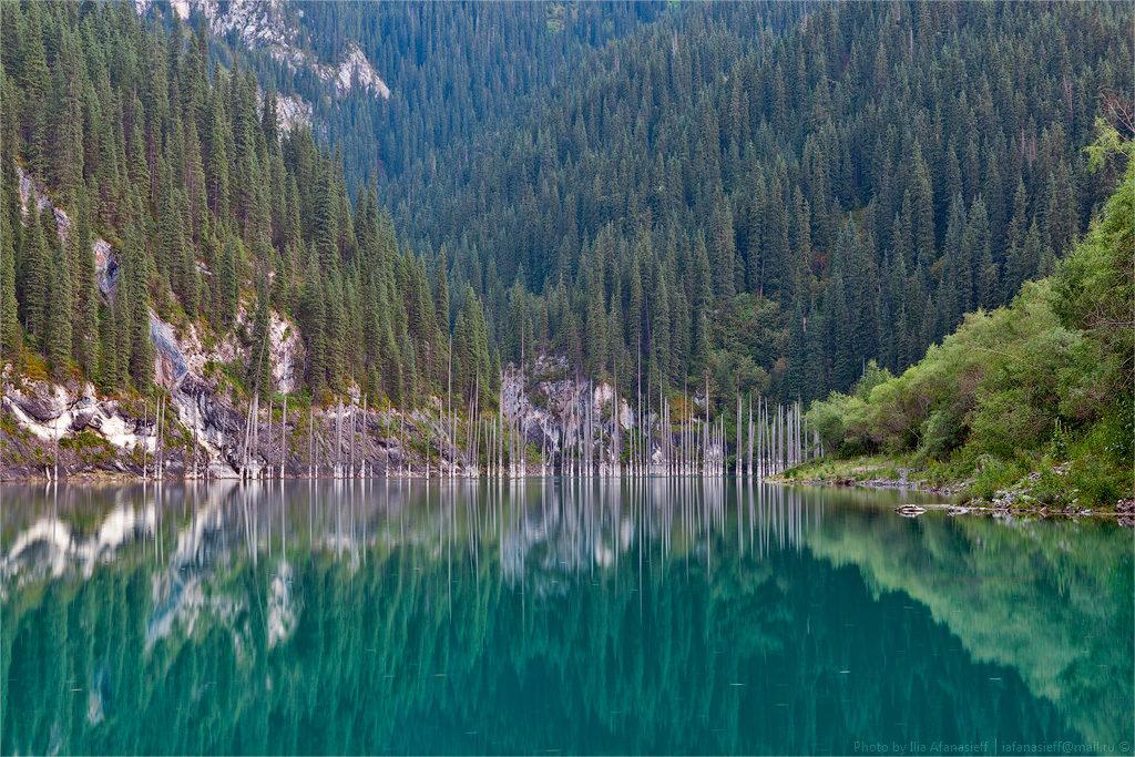 Озеро Мертвое, Казахстан