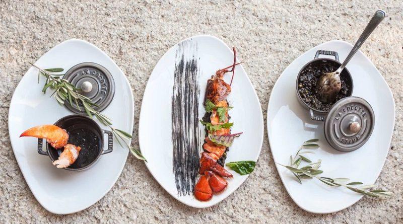 Лучшие рестораны Мишлен