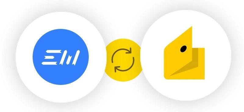 Обмен Яндекс.Деньги на Exmo