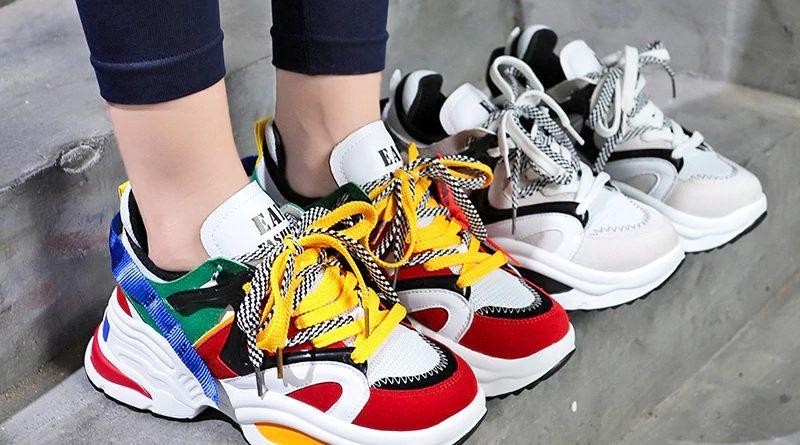 ТОП женские кроссовки 2019