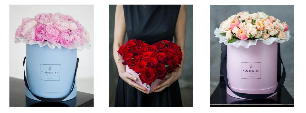 FLORENTIN - доставка цветов
