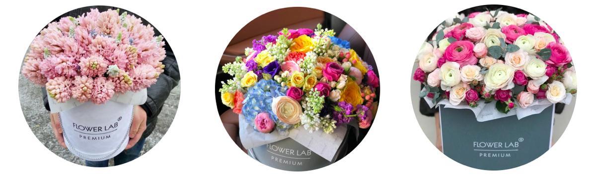 Flower-LAB - доставка цветов