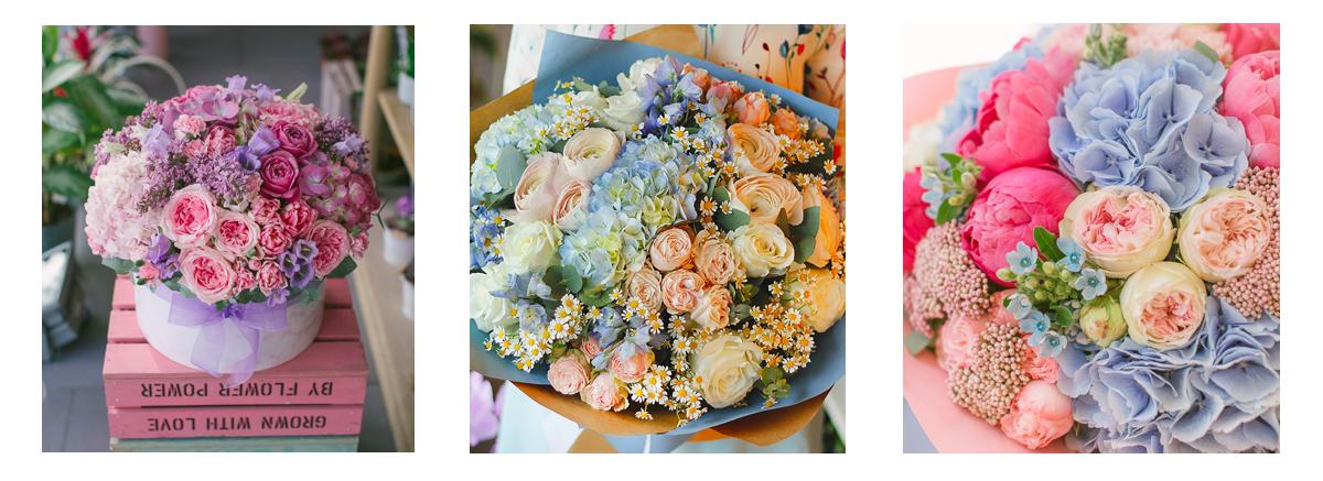 Flowerpower - доставка цветов