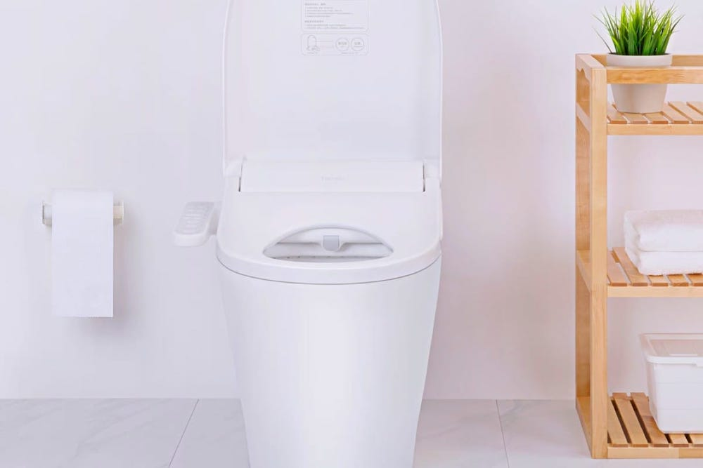 Умная крышка для унитаза TinyMU Smart Toilet