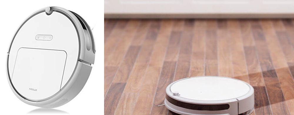Робот-пылесос XiaoWa Smart Vacuum Robot