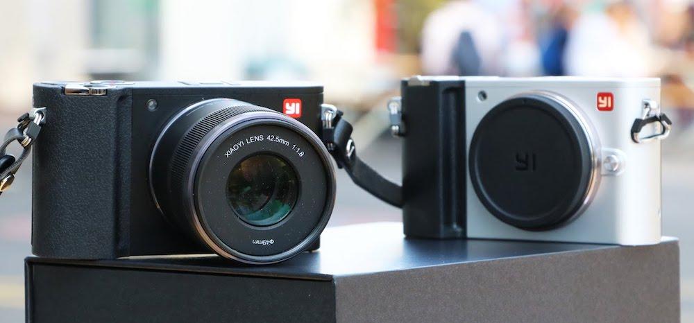 Фотокамера Xiaomi Yi M1