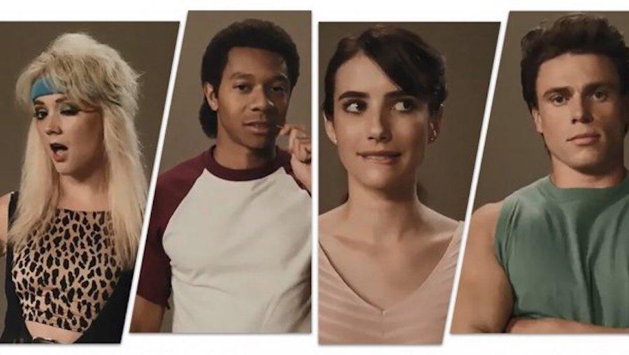 Актеры 9 сезона Американской истории ужасов